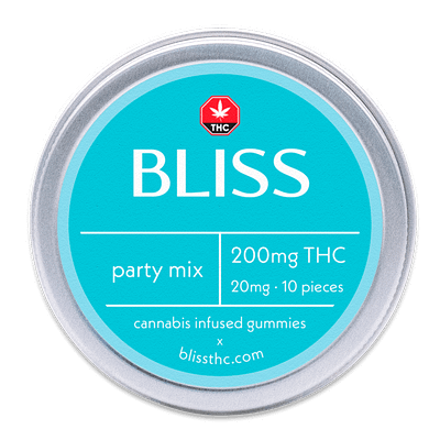 Party Mix Gummies