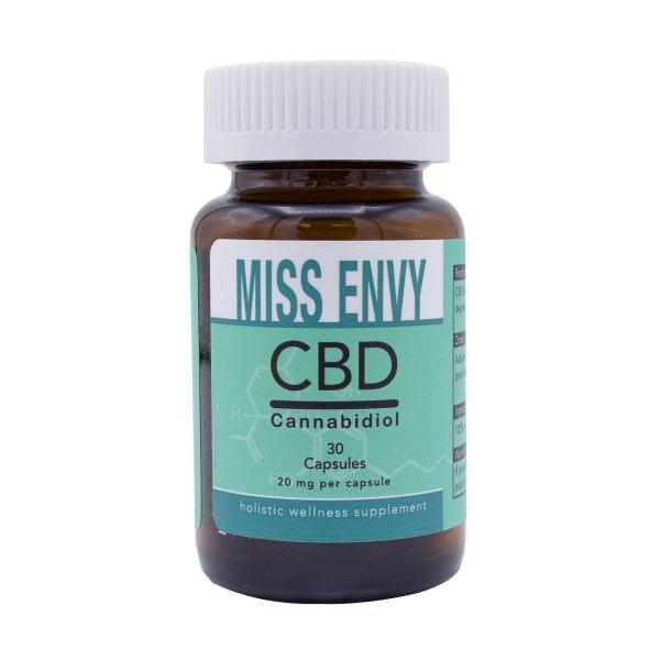 Miss Envy CBD Capsules