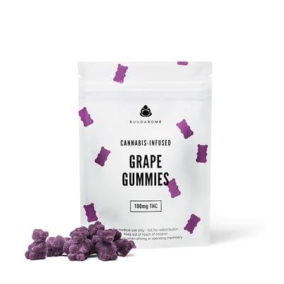 buudabomb vegan gummies